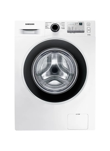 Samsung Samsung WW80J3283GW A+++ 1200 Devir 8 kg Çamaşır Makinesi Renkli